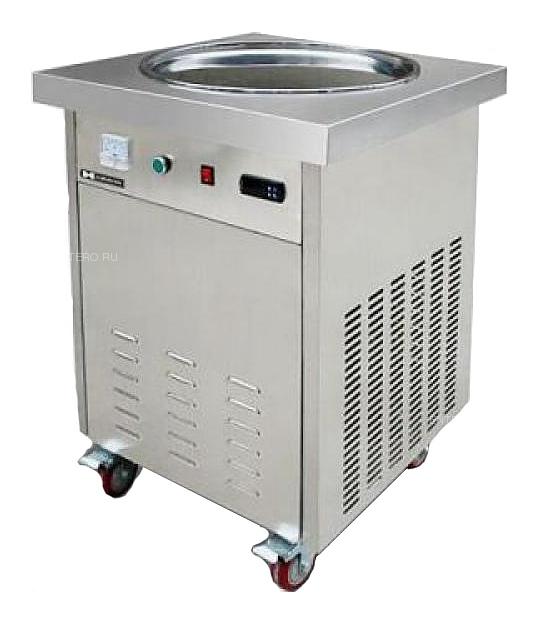 Фризер для жареного мороженого Foodatlas KCD-1Y (световой короб, система контроля температуры)