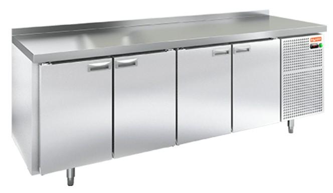 Стол холодильный HiCold GN 1111/TN W