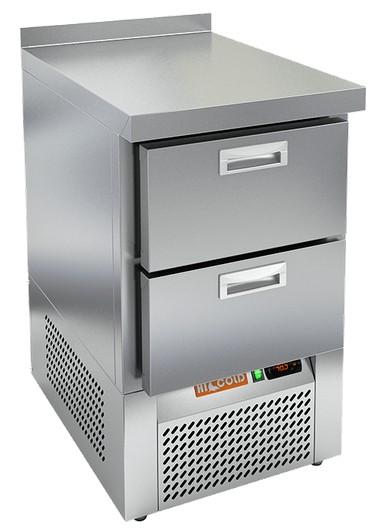 Стол холодильный HiCold GNE 2/TN