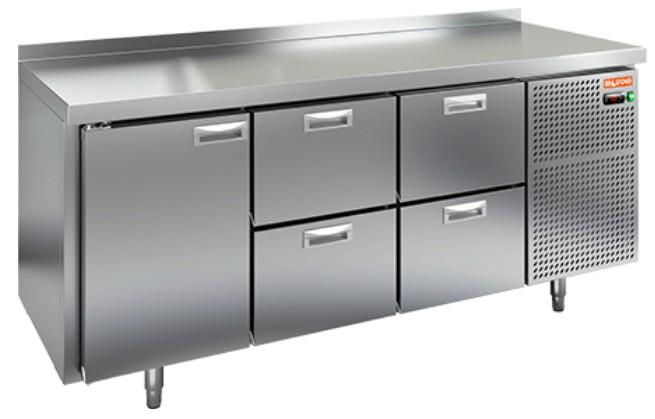 Стол холодильный HiCold SN 122/TN