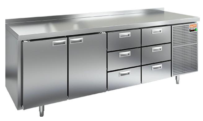 Стол холодильный HiCold GN 1133/TN