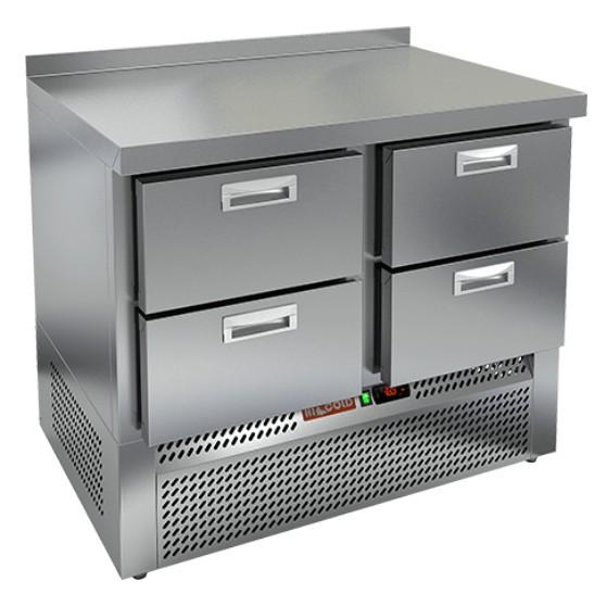 Стол холодильный HiCold SNE 22/TN