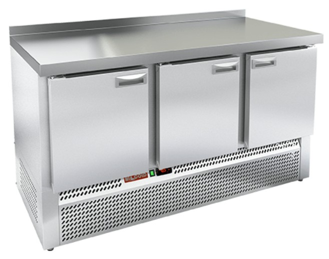 Стол холодильный HiCold GNE 111/TN W