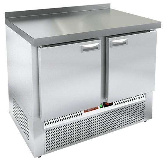 Стол холодильный HiCold SNE 11/TN W