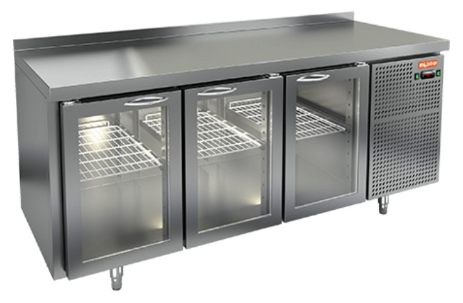 Стол холодильный HiCold GNG 111/HT