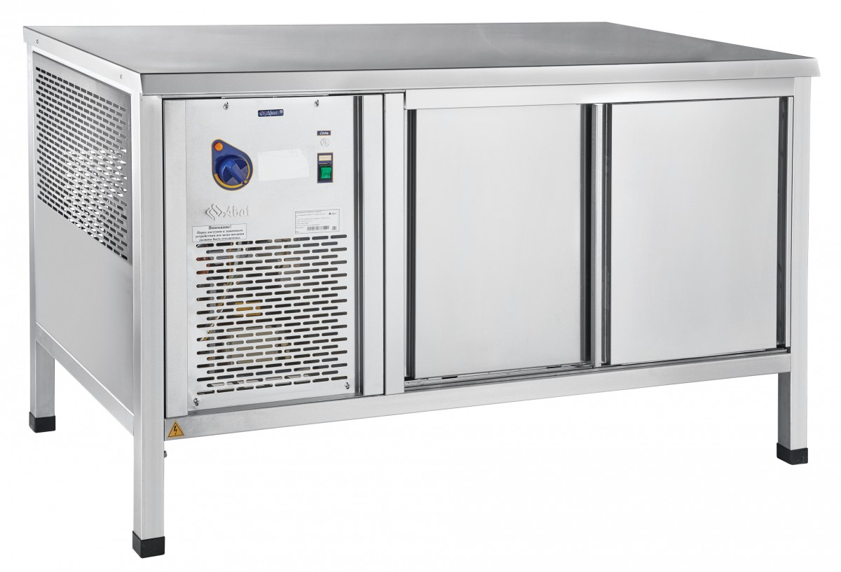 Стол холодильный Abat ПВВ(Н)-70СО купе