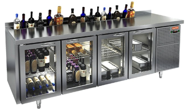 Стол холодильный HiCold SNG 1111 HT V