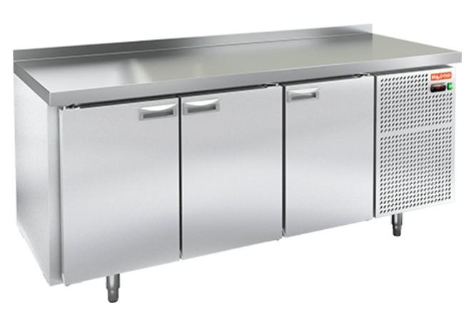 Стол холодильный HiCold GN 111/TN W
