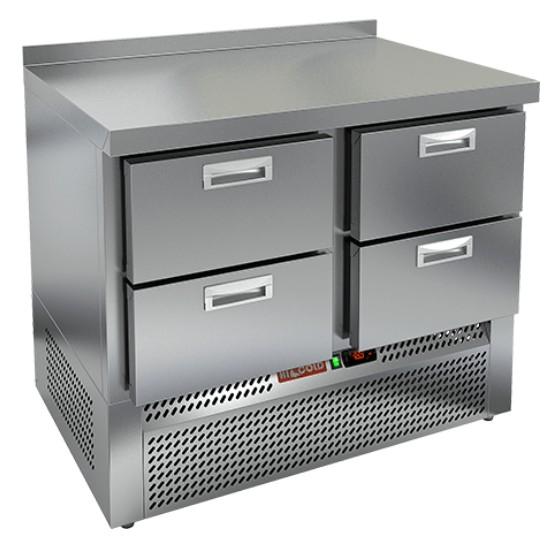 Стол холодильный HiCold GNE 22/TN