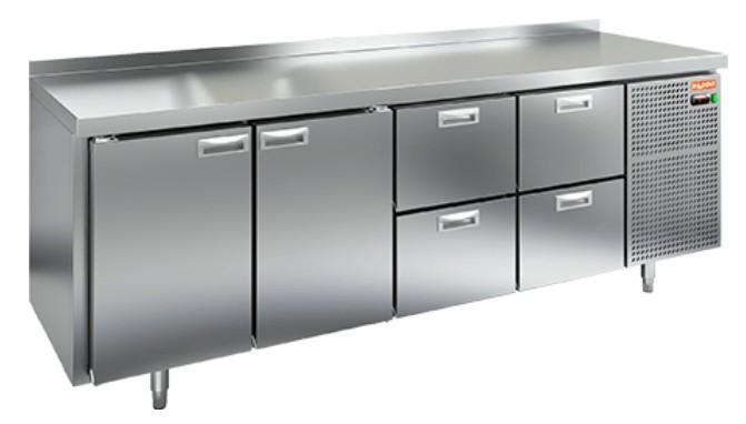 Стол холодильный HiCold GN 1122/TN