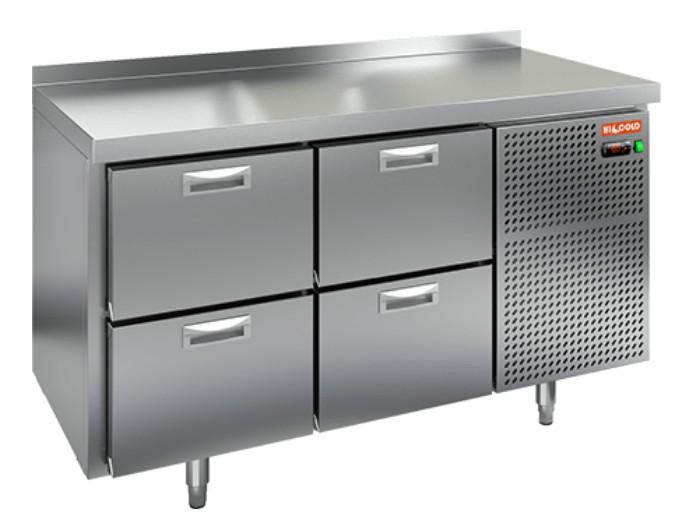 Стол холодильный HiCold GN 22/TN