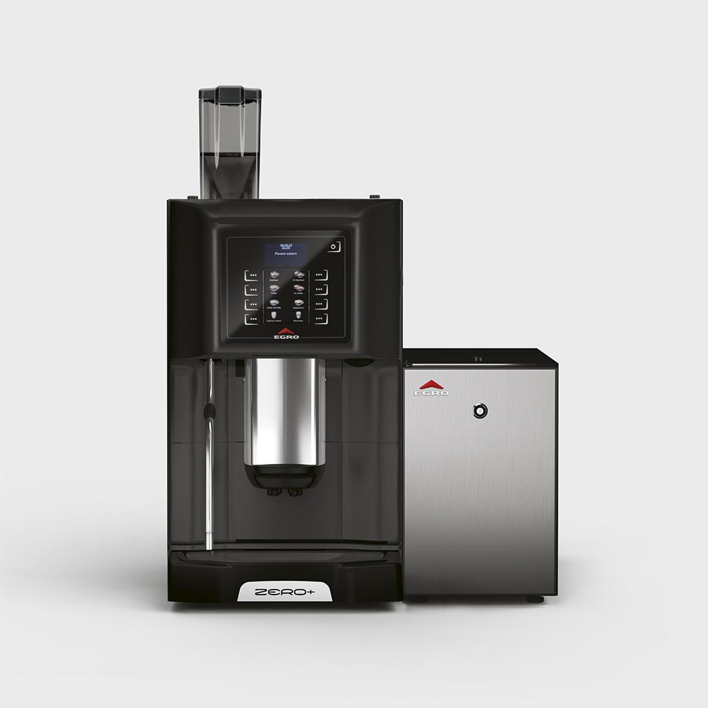 Кофемашина EGRO Zero Plus Quick-Milk PRO 1M