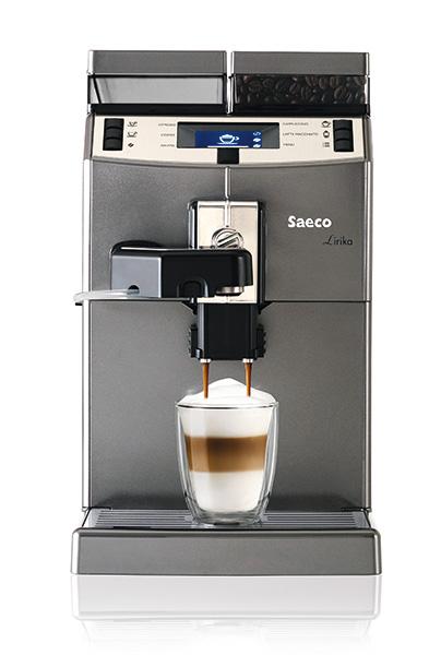 Кофемашина SAECO Lirika One Touch cappuccino  (OTC)