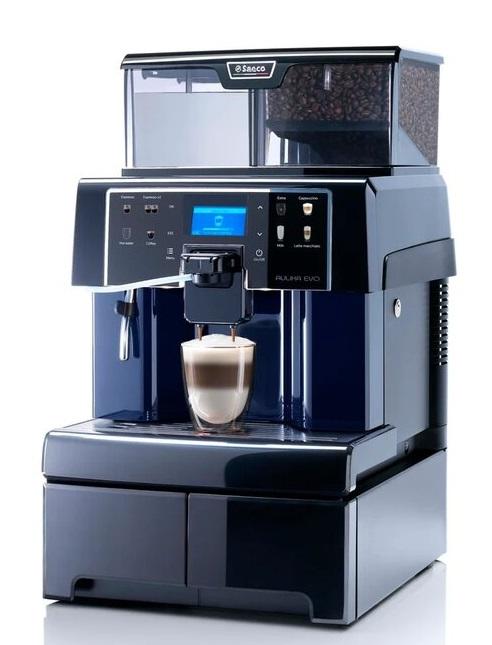 Кофемашина SAECO Aulika Evo Top Hight Speed Cappuccino