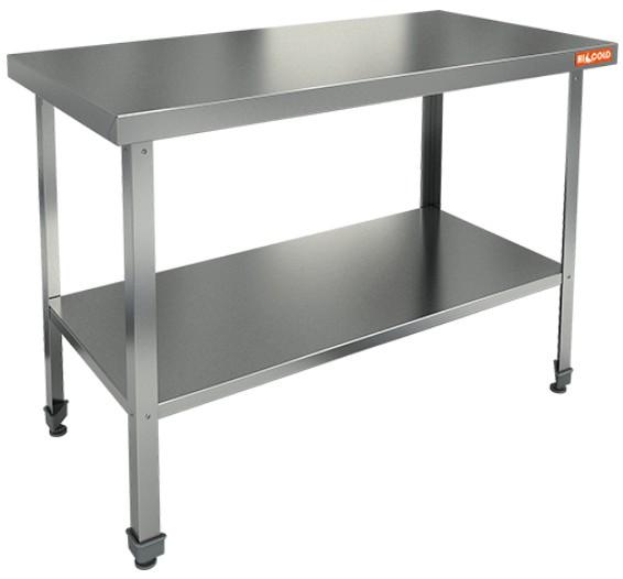 Стол производственный HiCold НСО-12/6П ЭЦ