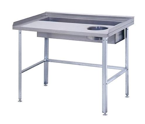 Стол для обработки овощей АТЕСИ СО-С-1-1200.800-02