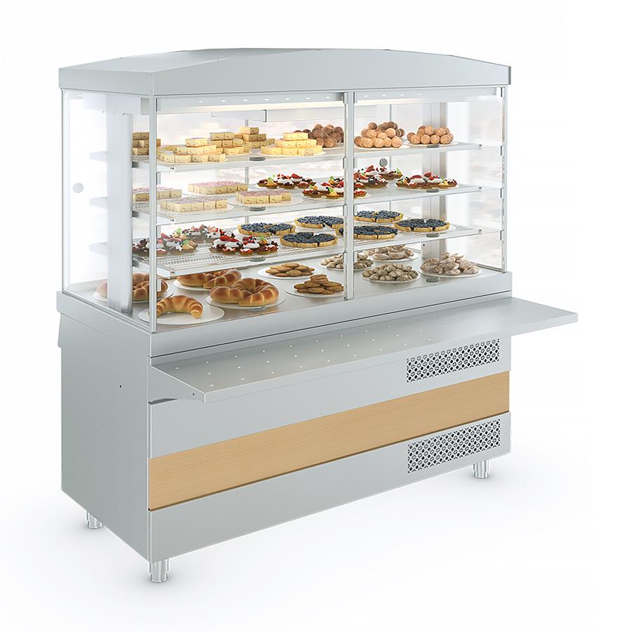 Витрина холодильная АТЕСИ ХВ-1500-02