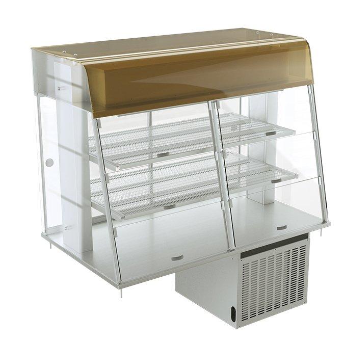 Витрина холодильная АТЕСИ ХВ-1200-1370-02