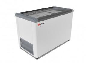 Ларь морозильный Фростор FG 400 C (серый)