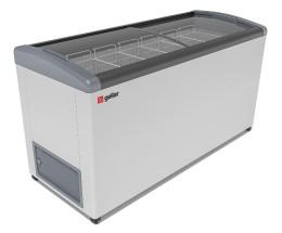Ларь морозильный Фростор FG 675 E серый