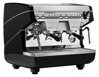 Кофемашина Nuova Simonelli Appia II Compact 2 Gr V Black