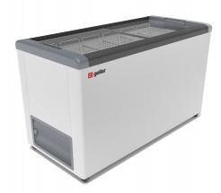 Ларь морозильный Фростор GELLAR FG 500 C серый