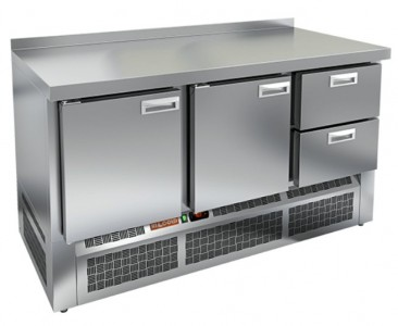 Стол холодильный HiCold GNE 112/TN