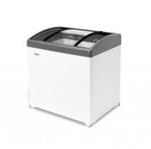 Ларь морозильный СНЕЖ МЛГ-250 (серый)