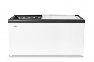 Ларь морозильный СНЕЖ МЛ-600 (серый)