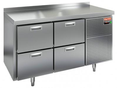 Стол холодильный HiCold SN 22/TN
