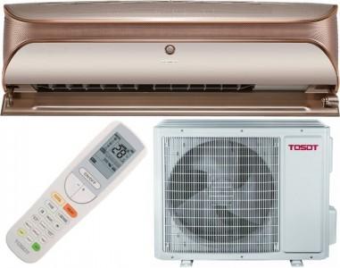 Сплит-система Tosot Triangle Inverter T09H-STR/I-G/T09H-STR/O