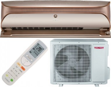 Сплит-система Tosot Triangle Inverter T12H-STR/I-G/T12H-STR/O