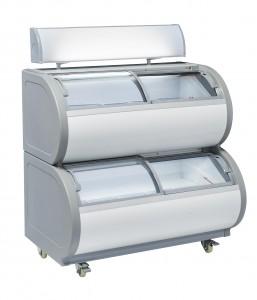 Ларь морозильный  VIATTO TD500LD
