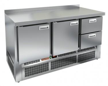 Стол холодильный HiCold GNE 122/TN