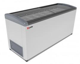 Ларь морозильный Фростор GELLAR FG 700 E серый