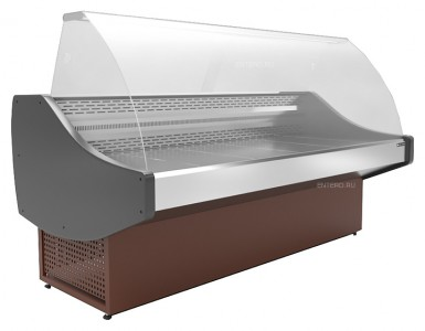 Витрина холодильная Арктика 1500 L