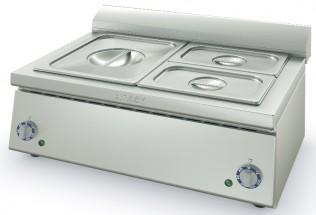 Мармит для вторых блюд АТЕСИ Мармит-600 Таверна-2005 (2-х секц.)