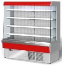 Горка холодильная Гольфстрим СВИТЯЗЬ 180 ВС красн.