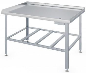 Стол для обработки мяса АТЕСИ СМ-С-1200.800-02