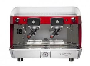 Кофемашина Astoria CORE600 AEP/1 цвет красный