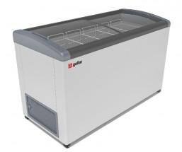 Ларь морозильный Фростор FG 500 E серый