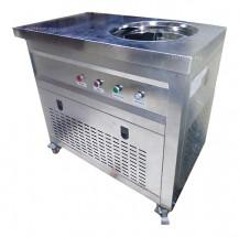 Фризер для жареного мороженого Foodatlas KCB-1Y (стол для топпингов)