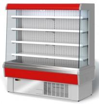 Горка холодильная Гольфстрим СВИТЯЗЬ 120 ВС красн.
