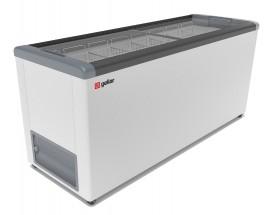 Ларь морозильный Фростор FG 700 С серый