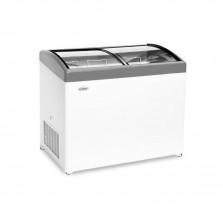 Ларь морозильный СНЕЖ МЛГ-350 (серый)