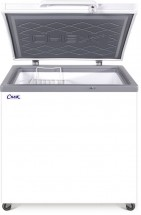 Ларь морозильный СНЕЖ МЛК-250 (серый)