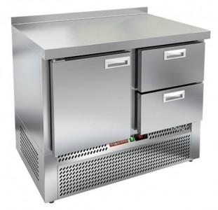 Стол холодильный HiCold GNE 12/TN