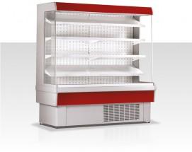 Горка холодильная Гольфстрим СВИТЯЗЬ 120 ВВ красн.