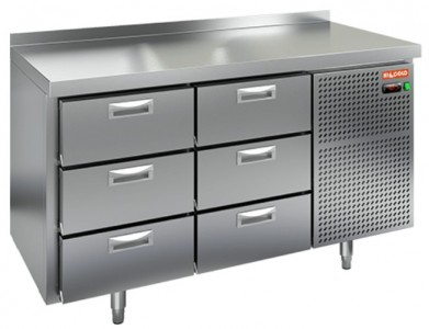 Стол холодильный HiCold SN 33/TN