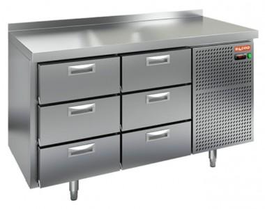 Стол холодильный HiCold GN 33/TN